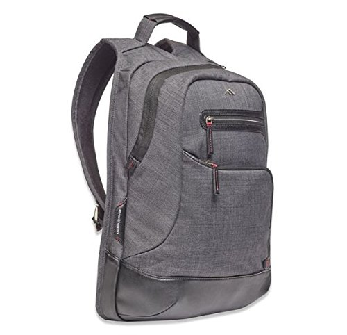 Brenthaven Collins Backpack Fits 15 Inch Laptop for School and Office Use– Durable, Protection...