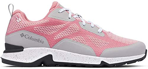 Columbia Women's Vitesse Outdry Performance Shoes, Waterproof & Breathable Hiking, Canyon Rose/Ti Grey Steel, 12 Regular US