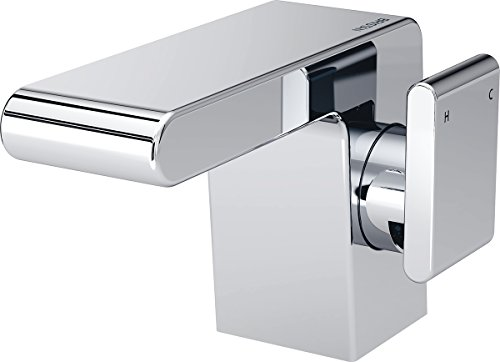 Bristan PIV 3HBAS C Pivot 3 Gat Basin Mixer, Chroom Side Action Basin Mixer Chroom
