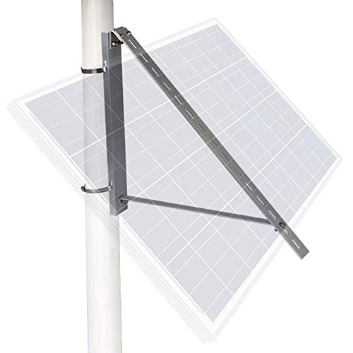 ECO-WORTHY - Soporte Ajustable para Panel Solar, trípode Desmontable