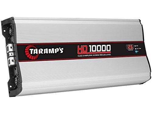 Taramp's HD 10000 1 Ohm Class D Full Range Mono Amplifier