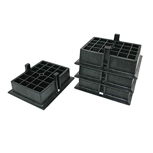 coverandcarry Wohnmobil-Beinstapelbare Pads 4er Set