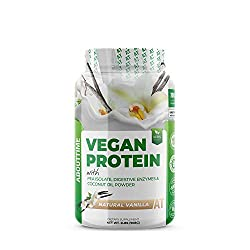 about time vegan protein powder