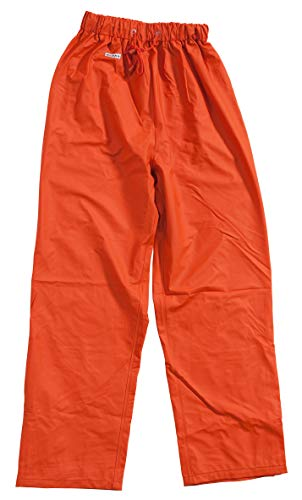 Ocean abeko Unisex-Adult Comfort Stretch Fechtjacken, Orange, M