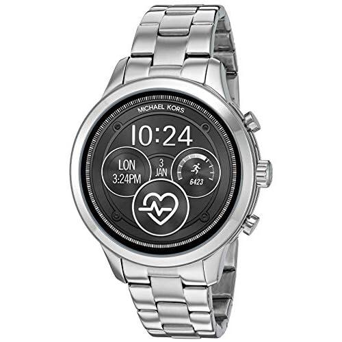 Michael Kors Smartwatch Donna con Cinturino in Acciaio Inox MKT5044