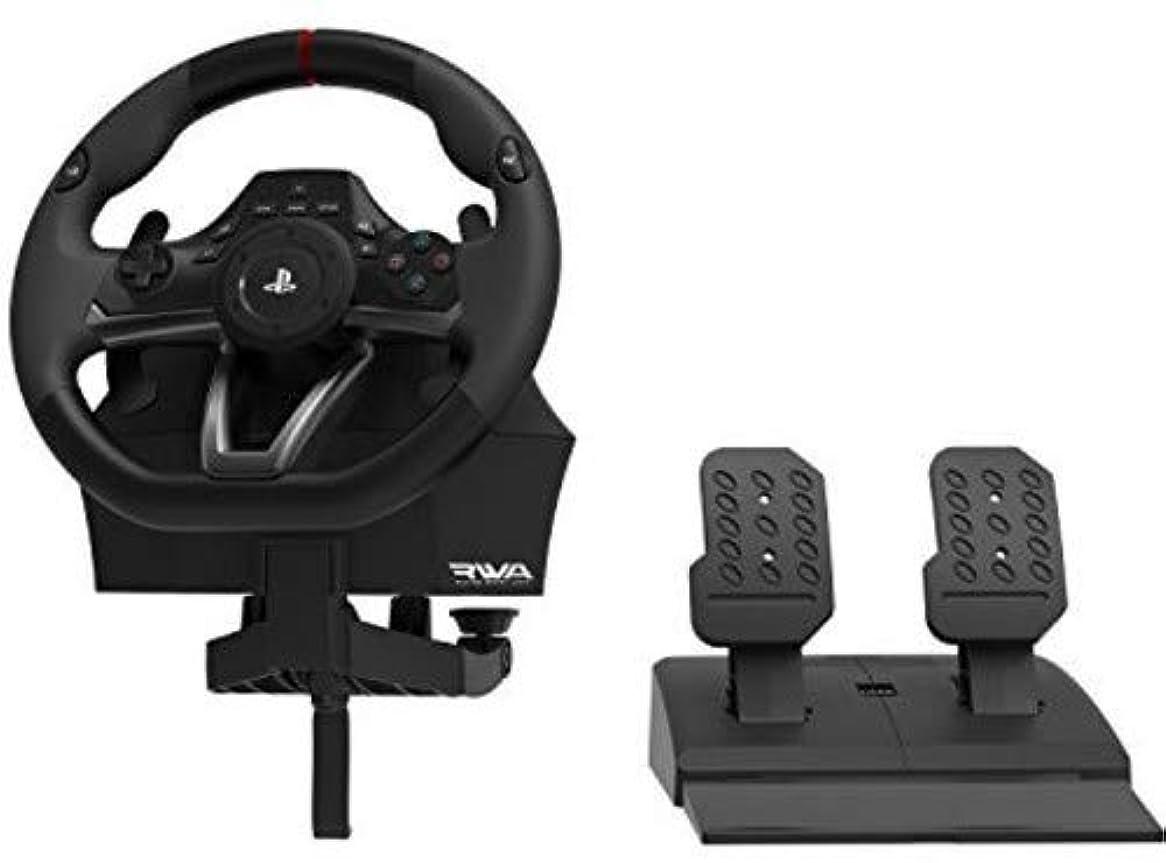 危険な世代フックHORI Racing Wheel Apex for PlayStation 4/3, and PC