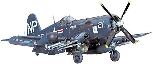 ハセガワ 1/48 アメリカ海軍 F4U-5N コルセア プラモデル JT75