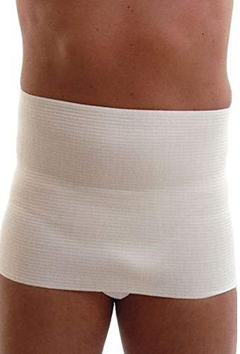 EGI Panciera Termica Uomo Donna Lana e Cotone Cintura Fascia Lombare (3/S)