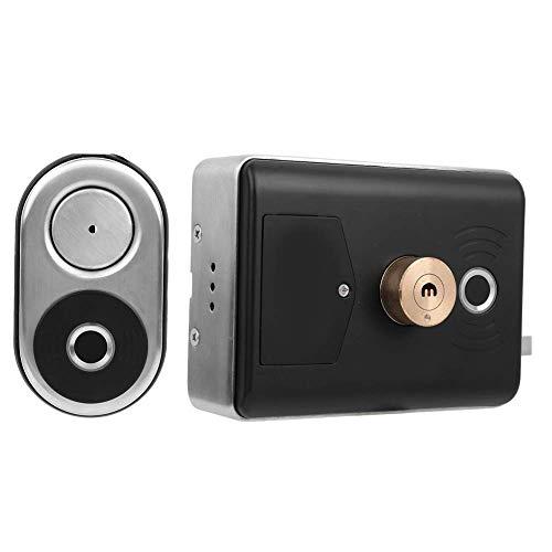 AYDQC Fingerabdruck-Verschluss-breite Anwendung Smart-Security Lock Einfach zuverlässig Heim for Schule installieren fengong