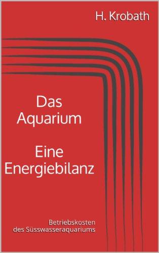 Aquarium Energiebilanz