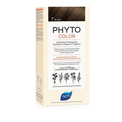Phyto Protocolor Box Haarfärbemittel, 7 Blond 182 ml