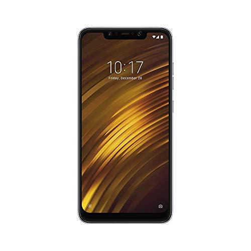 """Xiaomi Pocophone F1 - Smartphone Dual SIM de 6.18"""" , 128GB, Azul- [Versión importada]"""