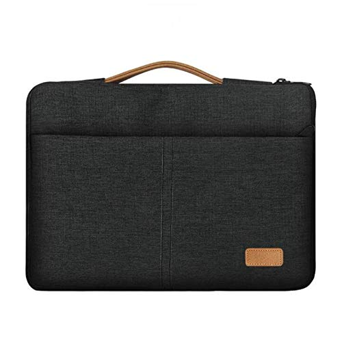 Tamkyo Laptop Sleeve Case Carry Bag Business Casual Briefcase Bag Case for Men Air Pro Universal 13 Inch