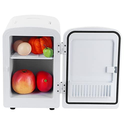 Refrigerador para automóvil, refrigerador de Doble Uso fácil de Transportar para el hogar para el automóvil