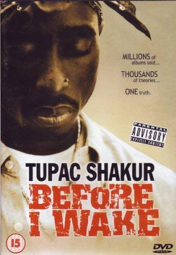 Tupac Shakur - Before I Wake [Import anglais]
