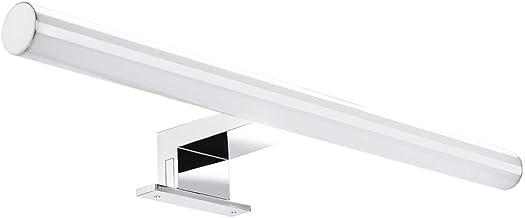 Orno Peegel Led Spiegellamp voor in de Spiegelkast IP44 Waterproof Zilver