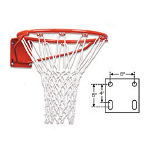 First Team FT170 Heavy Duty Front Mount Fixed Basketball Rim