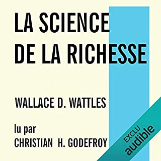 Couverture de La science de la richesse