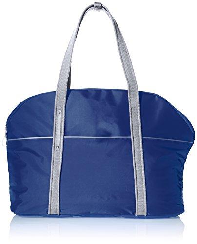 Adidas - Bolso de asas de poliéster para hombre azul azul