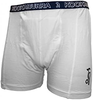 Kookaburra Cricket Jock Short Dk316 - White, Large