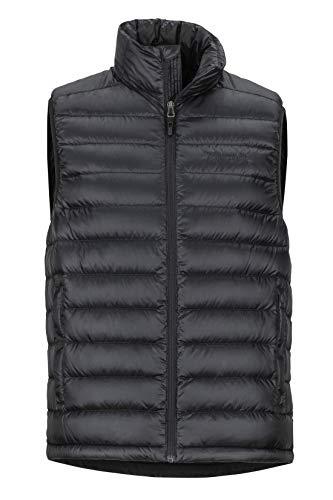 Marmot Men's Zeus Vest, Large, Jet Black