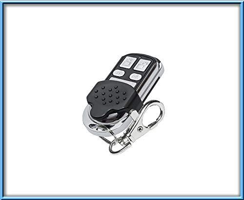 Hörmann HSM2868/Hörmann HSM4868kompatibel Fernbedienung, 4Kanäle 868,3MHz Fixed Code Klonen. Ersatz hochwertigem für das beste Preis. (nicht kompatibel mit BS BiSecur Fernbedienungen)