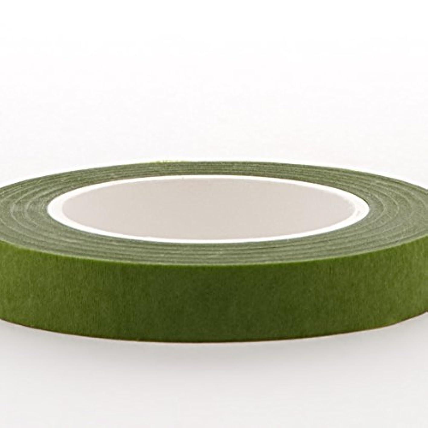 Light Green Florist Tape 1/2