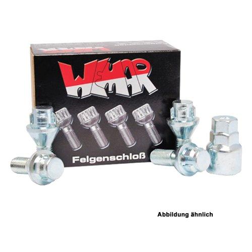 Felgenschloss m12 x 1,5 mm x48 cône 60 °c en deux parties zéro - 19/21 sUM1215RKUE50 -