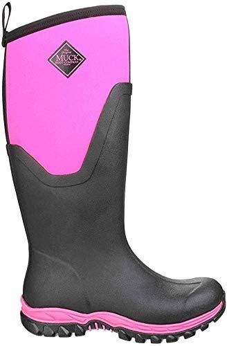 Muck Boots Damen Arctic Sport Gummistiefel (36 EU) (Grün)