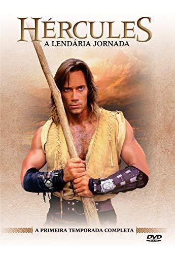 Hércules, a lendária jornada - A primeira temporada completa