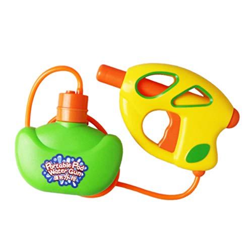YeahiBaby Wasserpistole Wasser Gun Wasser Spielzeug mit Tank für Summer Strand Schwimm Kinder Erwachsene