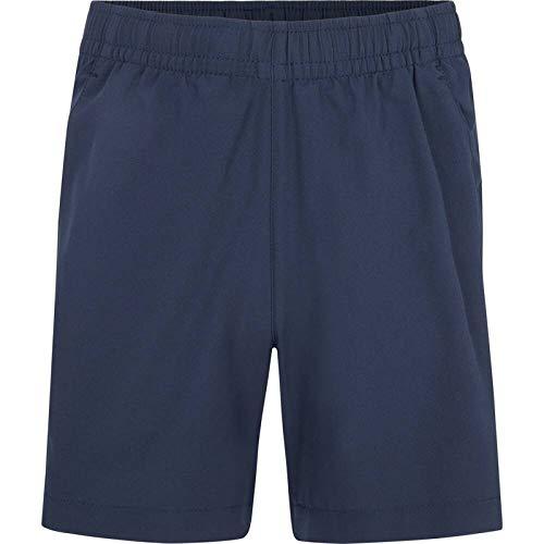 ENERGETICS Kinder Masetto II Shorts, Navydark/Bluedark, 140