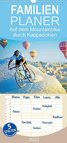Auf dem Mountainbike durch Kappadokien (Wandkalender 2022, 21 cm x 45 cm, hoch)