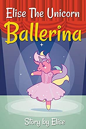Elise The Unicorn Ballerina