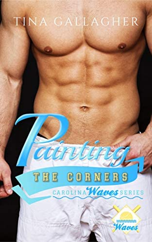 Painting the Corners Carolina Waves Series Book 5 product image