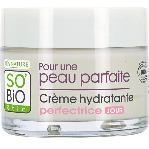 SO'BiO étic Crème Hydratante Perfectrice pour...