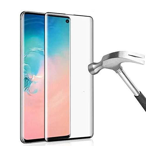3 piezas Vidrio templado, para Samsung s10 plus s9 s8 s10e Protector de pantalla de cristal protector, para Galaxy 8s 9s 10s s10plus s9plus s8plus s 10-Para Samsung S10 Plus