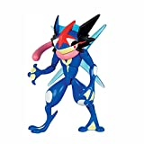 Poké 6' Battle Action Pose Figure,Collection Pocket Monster MS-08 Ash-Greninja Figure Perfect for Any Trainer Master