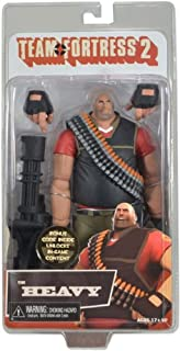 NECA Team Fortress 2 The Heavy Action Figure, 7