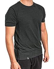 Alpin Loacker Premium Merino - Camiseta de manga corta para hombre