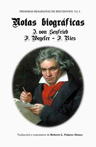 Notas biográficas sobre Beethoven (Primeras biografías de Beethoven)