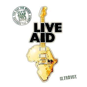Ultravox at Live Aid (Live at Wembley Stadium, 13th July 1985)
