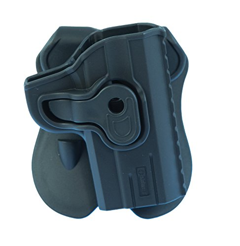 Caldwell Tac Ops 1911 Molded Retention Holster, 3', Black