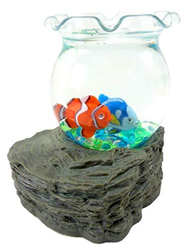 Evil Wear Kinder Spielzeug Wasserkugel Aquarium Fische Wasser-Kugel