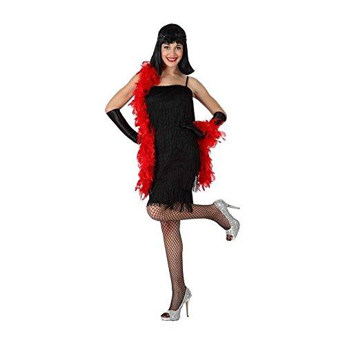 Atosa-15598 Disfraz Cabaret, color negro, XL (15598)