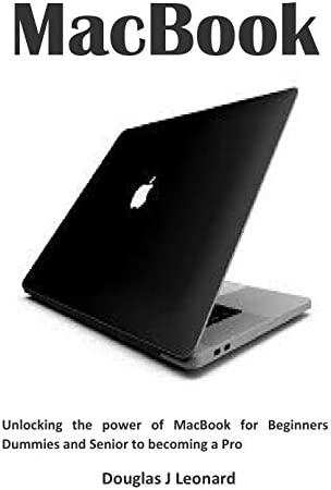 MacBook Unlocking the power of MacBook for Beginners Dummies and Senior to becoming a Pro product image