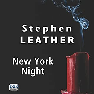 New York Night cover art
