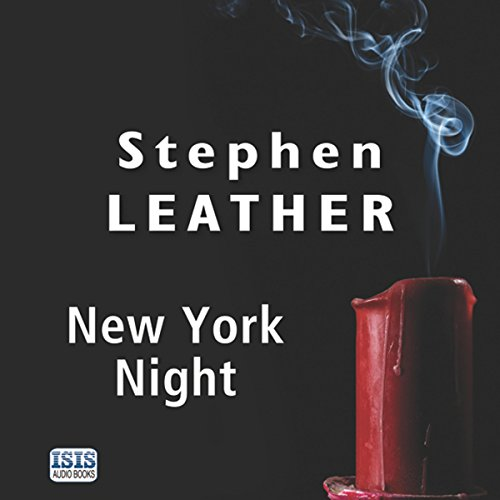 New York Night audiobook cover art
