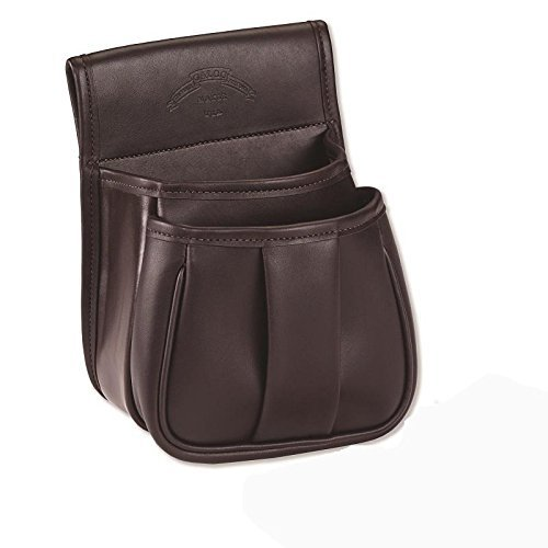 Buy Galco Leather Trap and Skeet Pouch, Dark Havana Brown