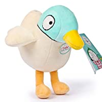 As seen on the hit Cbeebies TV show Sarah & Duck Super soft and cuddly Sound features The perfect gift or addition to any nursery Boosts your child's imaginative play Collectable Suitable from 12+ months